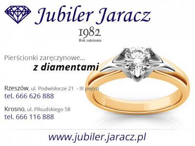 Jubiler Jaracz - markowe obrączki ślubne Image 1