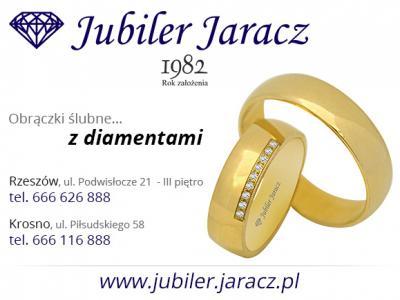 Jubiler Jaracz - markowe obrączki ślubne Image 2