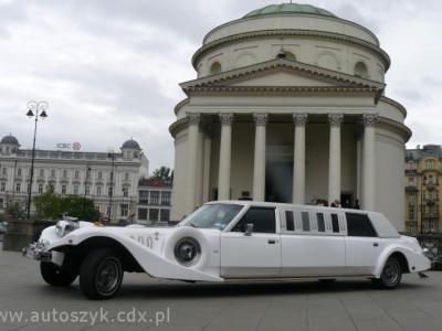 Najlepsza oferta EXCALIBUR,CHRYSLER LIMO,samochody do ślubu Image 1