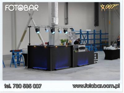 Barman, Bar mobilny na Wesele Image 1