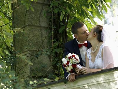 Dron,Dwie Kamery DSLR,Kamery Gopro,Fotograf na wesele Image 1