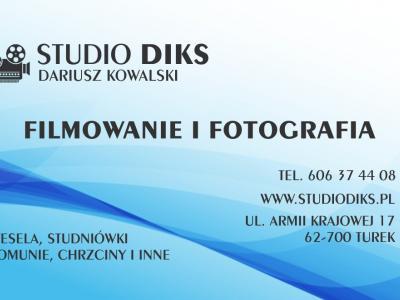 Filmowanie i fotografia Studio Diks Image 1