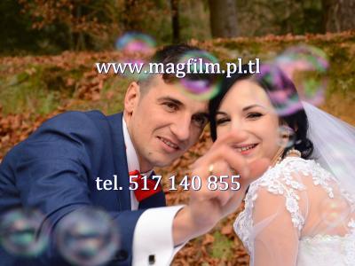 fotografia ślubna Jasło, Krosno , Rzeszów - wideofilmowanie Image 1