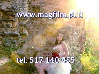 fotografia ślubna Jasło, Krosno , Rzeszów - wideofilmowanie Image 2