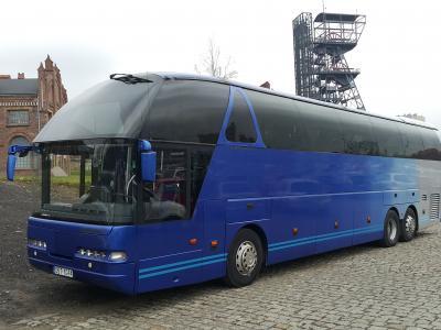 Autokar klasy VIP 55 miejsc