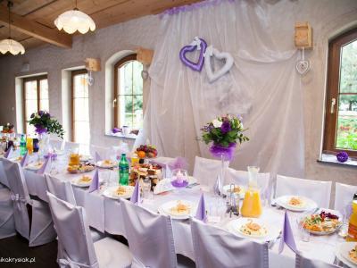 Sala weselna w górach - Wesele w Kotlinie Kłodzkiej Image 1