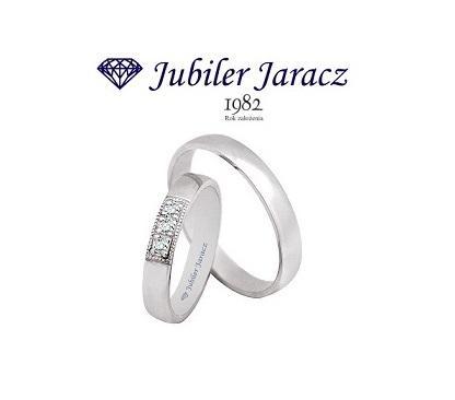 Jubiler Jaracz - markowe obrączki ślubne