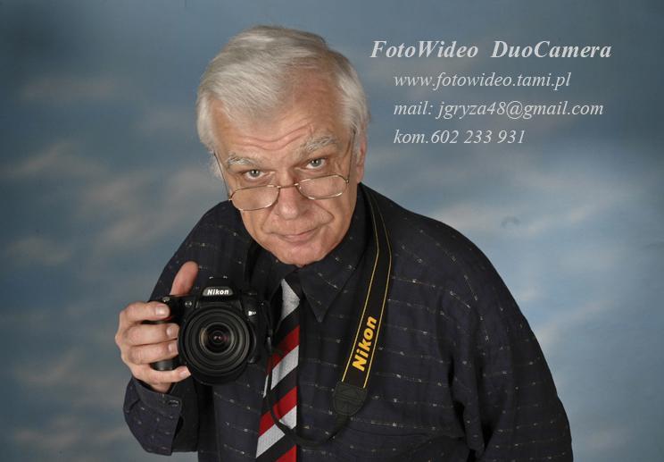 FotoWideo DuoCamera Poznań