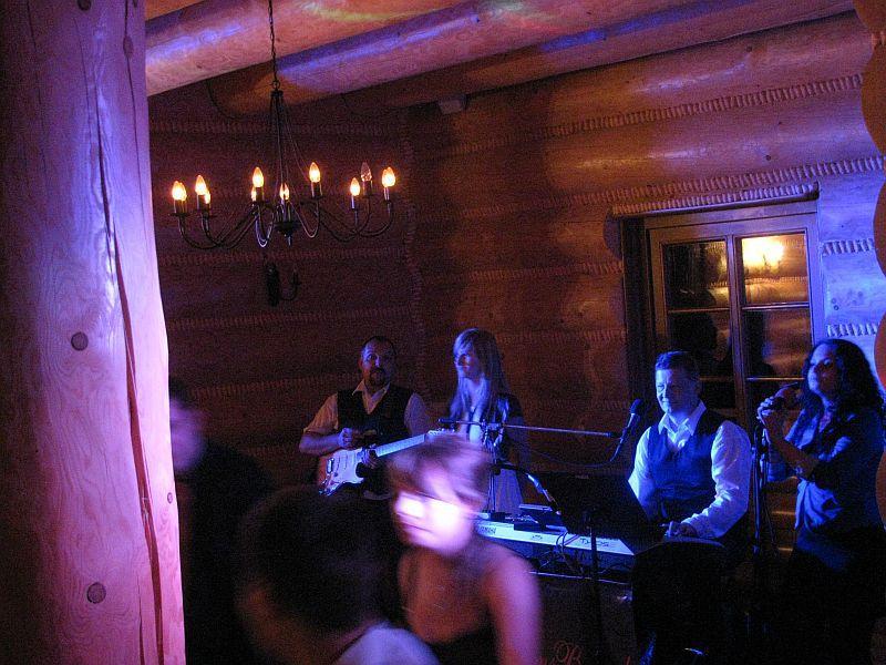 Zespół muzyczy AdamsBand z Ślaska