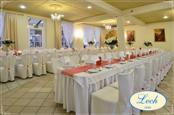 Niezapomniane wesele z Lech Resort & Spa w Łebie