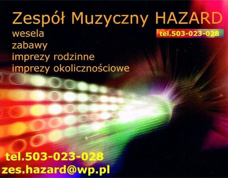 Zespół Muzyczny HAZARD