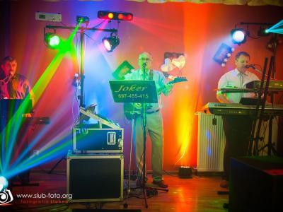 Zespół muzyczny JOKER - wesela i nie tylko