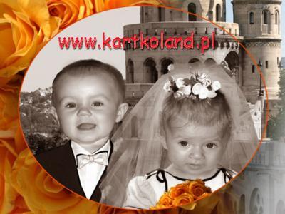zaproszenia ślubne ze zdjeciem na ślub zabawne fotomontaże