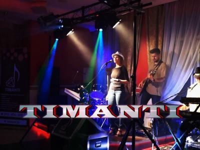 Zespół Muzyczny TIMANTI - gwarancja dobrej muzyki i zabawy !