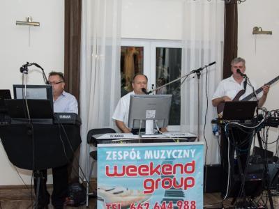 Zespół muzyczny WEEKEND GROUP